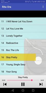 Rita Ora Songs screenshot 2