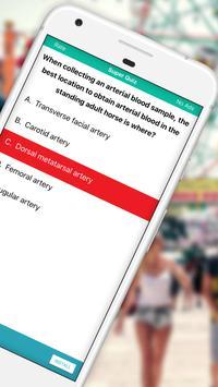 VTNE Practice Test Quiz apk screenshot