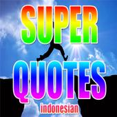 Super Quotes Indonesian icon
