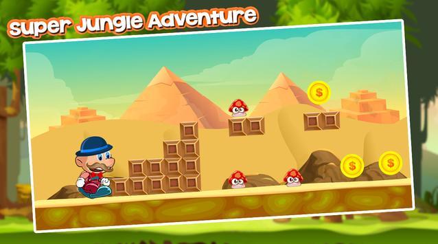 Jungle Super World screenshot 4