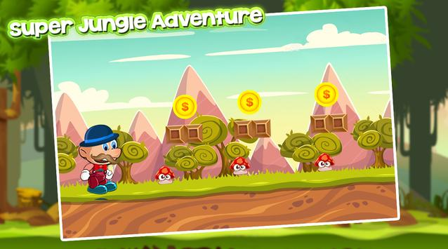 Jungle Super World screenshot 8