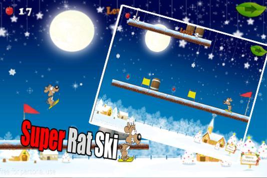 Super Rat ski apk screenshot