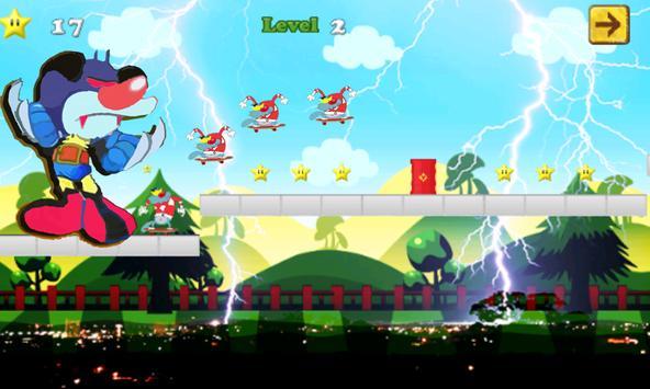 Super Rangger Oggy Adventure screenshot 2