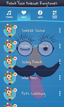 Prank Your Friends Ringtones apk screenshot