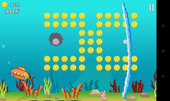 Super Submarine apk screenshot