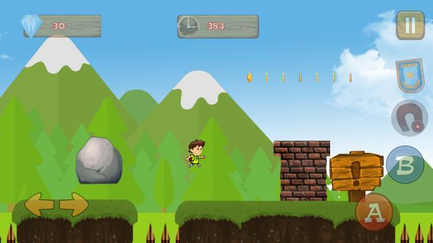 super runner endless jungle screenshot 3