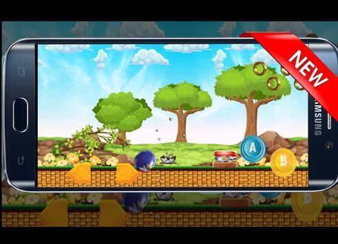 super sonic jump world screenshot 2
