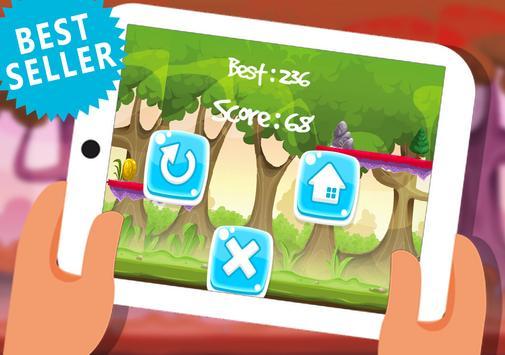 Super Run Adventure Shopkins Games apk screenshot