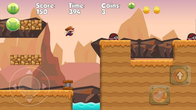 Super World of Mario apk screenshot
