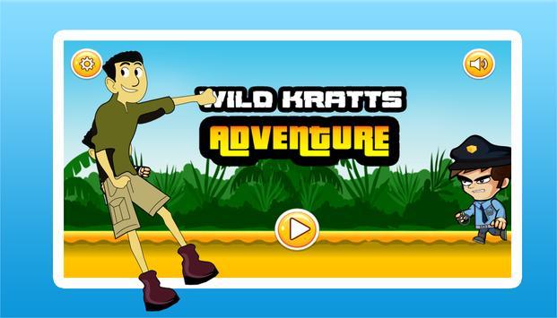 hero wild kratts adventure poster