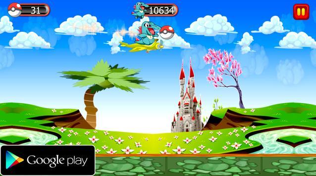 Super Totodile Adventure screenshot 4