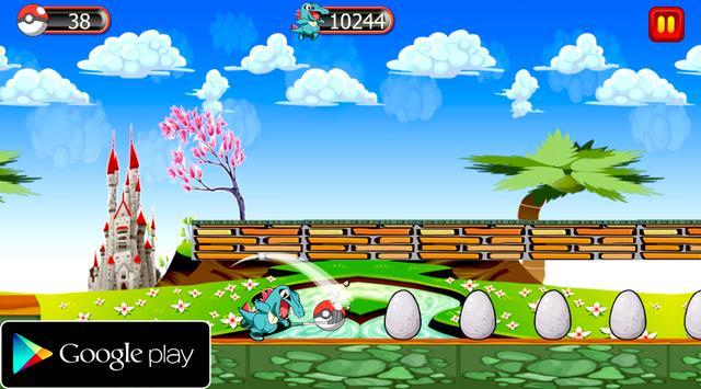 Super Totodile Adventure screenshot 3
