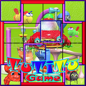 Super Toys Puzzle Games for Kids icon