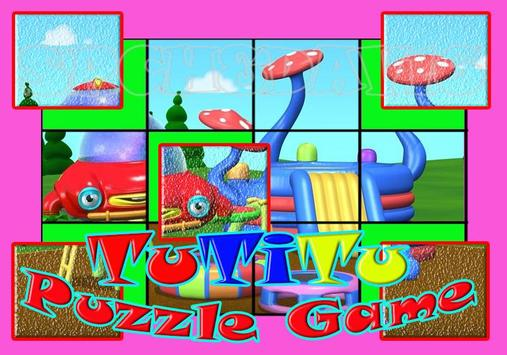 Super Toys Puzzle Games for Kids poster