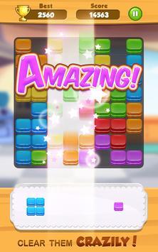Tasty Block Puzzle - Fun puzzle game with blocks screenshot 9