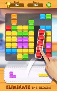 Tasty Block Puzzle - Fun puzzle game with blocks screenshot 1