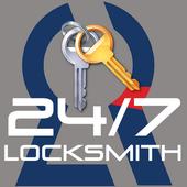 Rick's Lock and Key icon