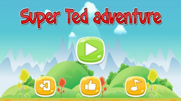 super ted jungle adventure - smash world poster