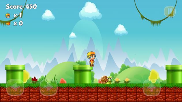 super ted jungle adventure - smash world screenshot 2