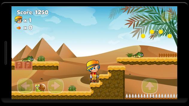 super ted jungle adventure - smash world screenshot 3