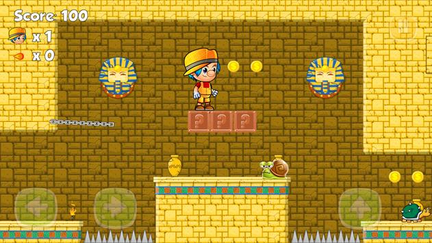 super ted jungle adventure - smash world screenshot 5