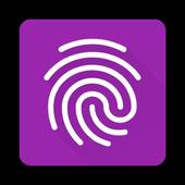 Fingerprint Gestures ikon