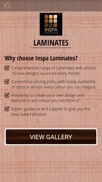 Inspa Corporate Profile App apk screenshot