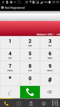SuperVoice Mobile Dialer screenshot 2