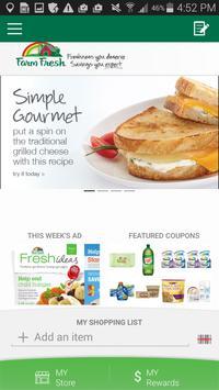 Farm Fresh Food & Pharmacy poster