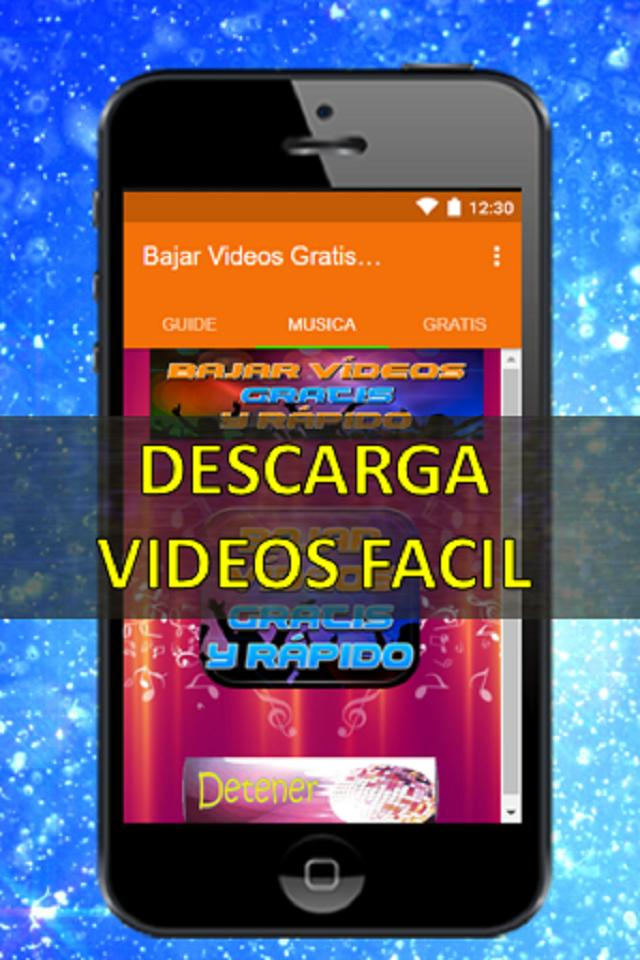 322c115f8d5 ... Descargar Videos MP4 Gratis y Rapido Celular Guia captura de pantalla 4  ...