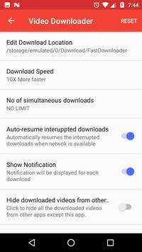 XX Video Downloader screenshot 4