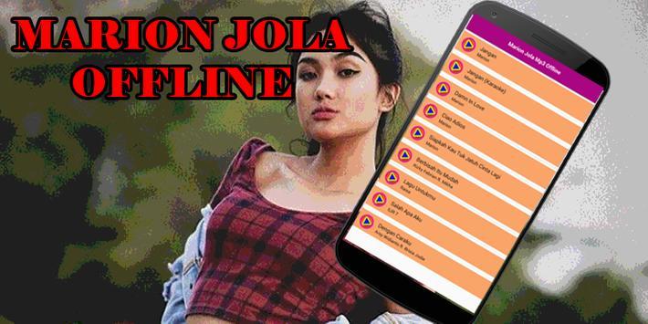 Marion Jola (Jangan) Offline MP3 + Lirik poster