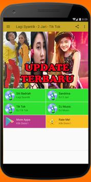 Lengkap Lagi Syantik & Goyang 2 Jari & DJ Tik Tok poster