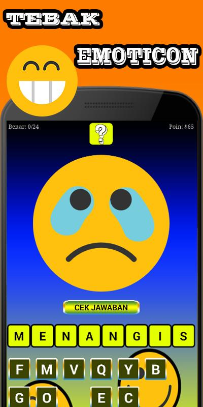 Tebak Emoticon For Android Apk Download