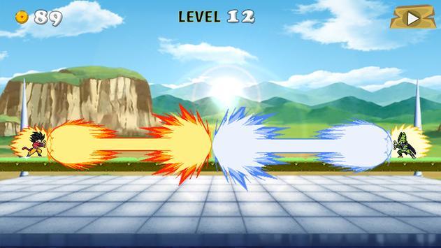 Super Saiyan Goku Adventure screenshot 1