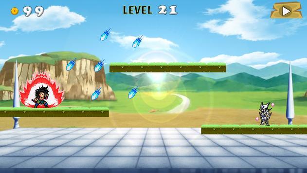 Super Saiyan Goku Adventure screenshot 3
