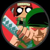 Super ZORO Pirate Evolution icon
