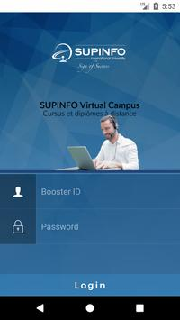 Campus-Booster poster