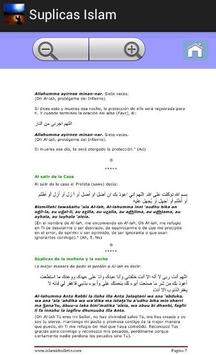 Suplicas Islam screenshot 8