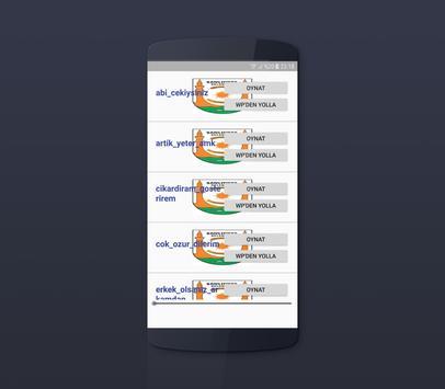 Dj Dikkat Az Bilinen Sesleri (Paylaşma Özellikli) screenshot 1