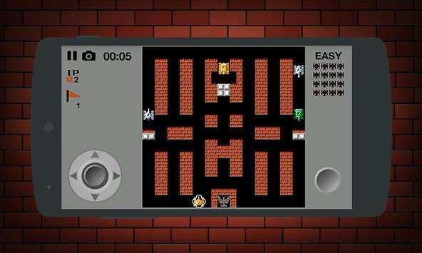 Fired Tank 1990 apk screenshot