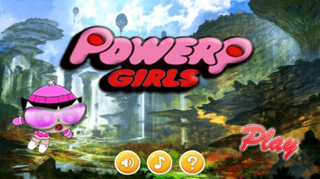 Super Power Girls City Pro screenshot 1