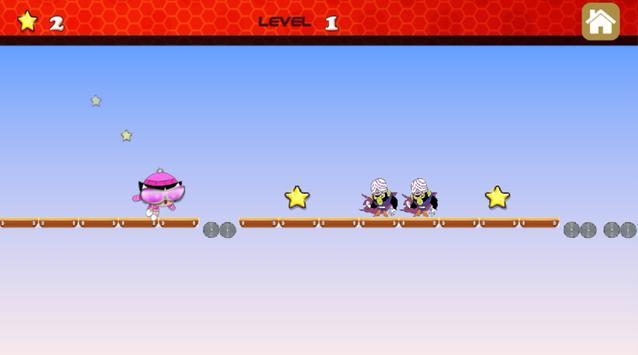 Super Power Girls City Pro apk screenshot