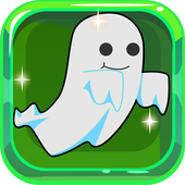 Flying Angry Ghost icon