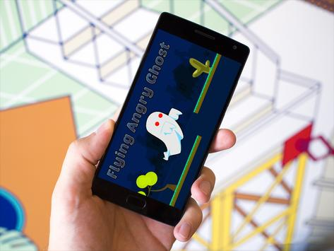 Flying Angry Ghost apk screenshot