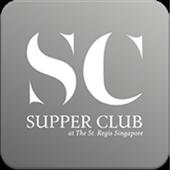 Supper Club St Regis Singapore icon
