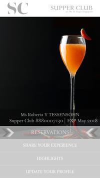 Supper Club St Regis Singapore screenshot 3