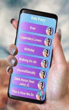 Songs Katy Perry screenshot 1