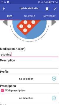 Pill Reminder Care screenshot 2