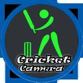 Indian Cricket Camera Dp maker icon